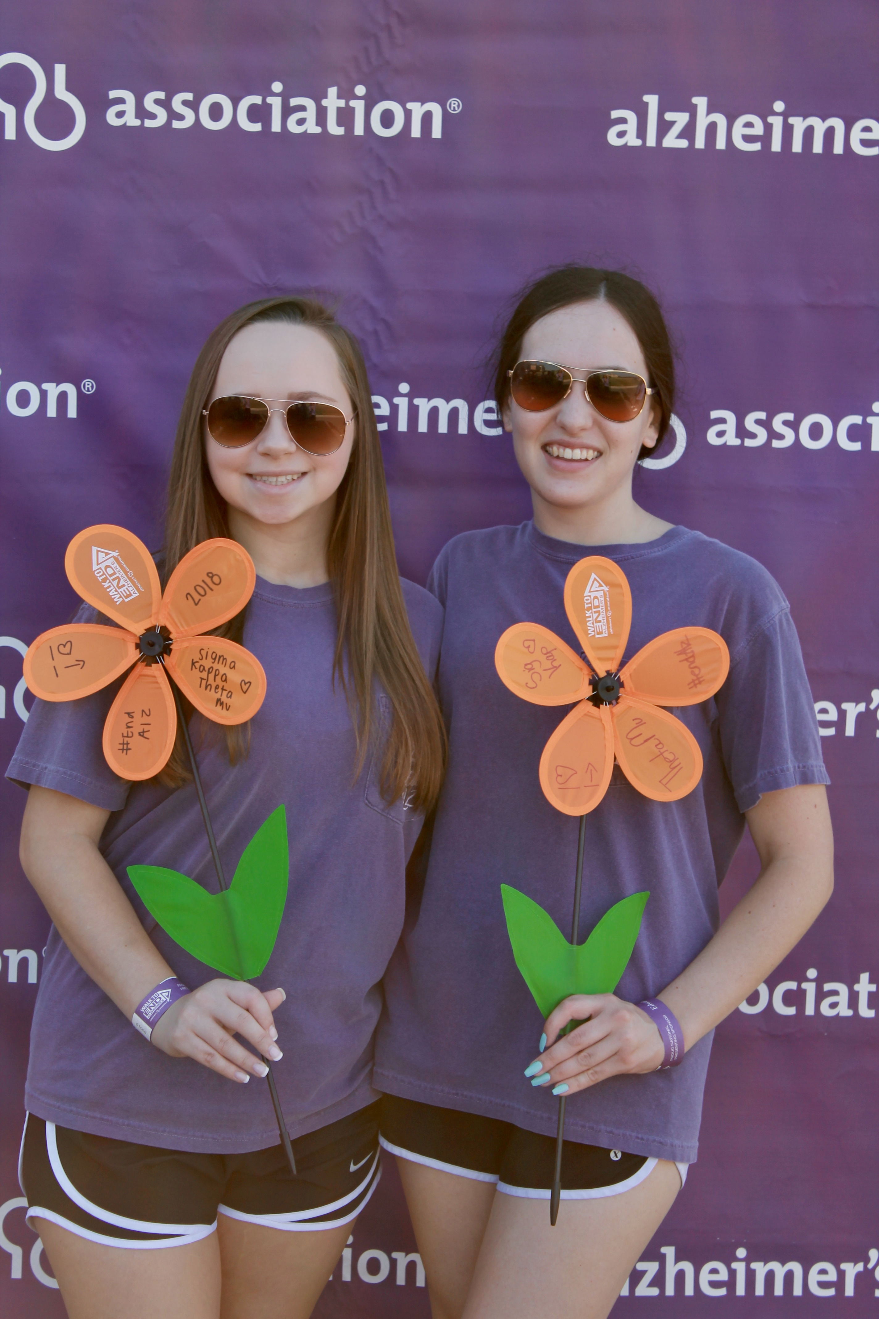 Walk to End Alzheimers 2018