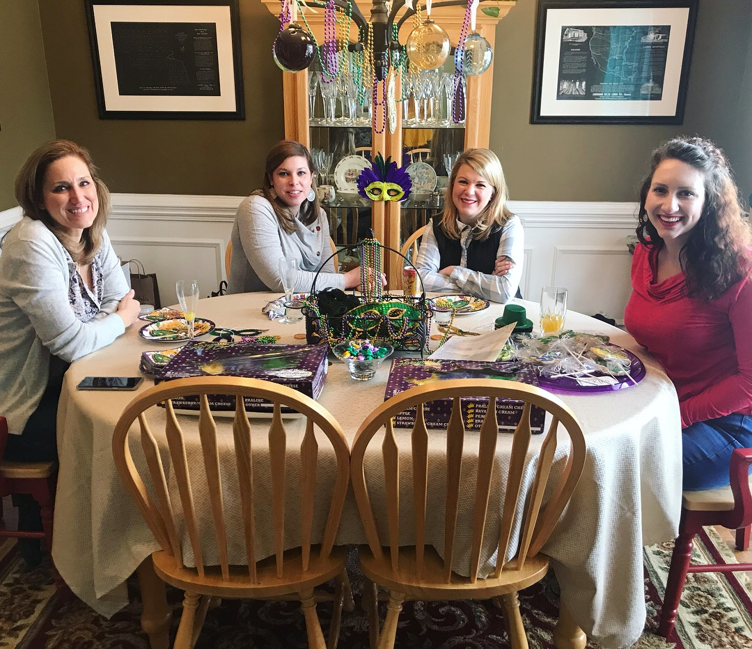 Mardi Gras Brunch 2018