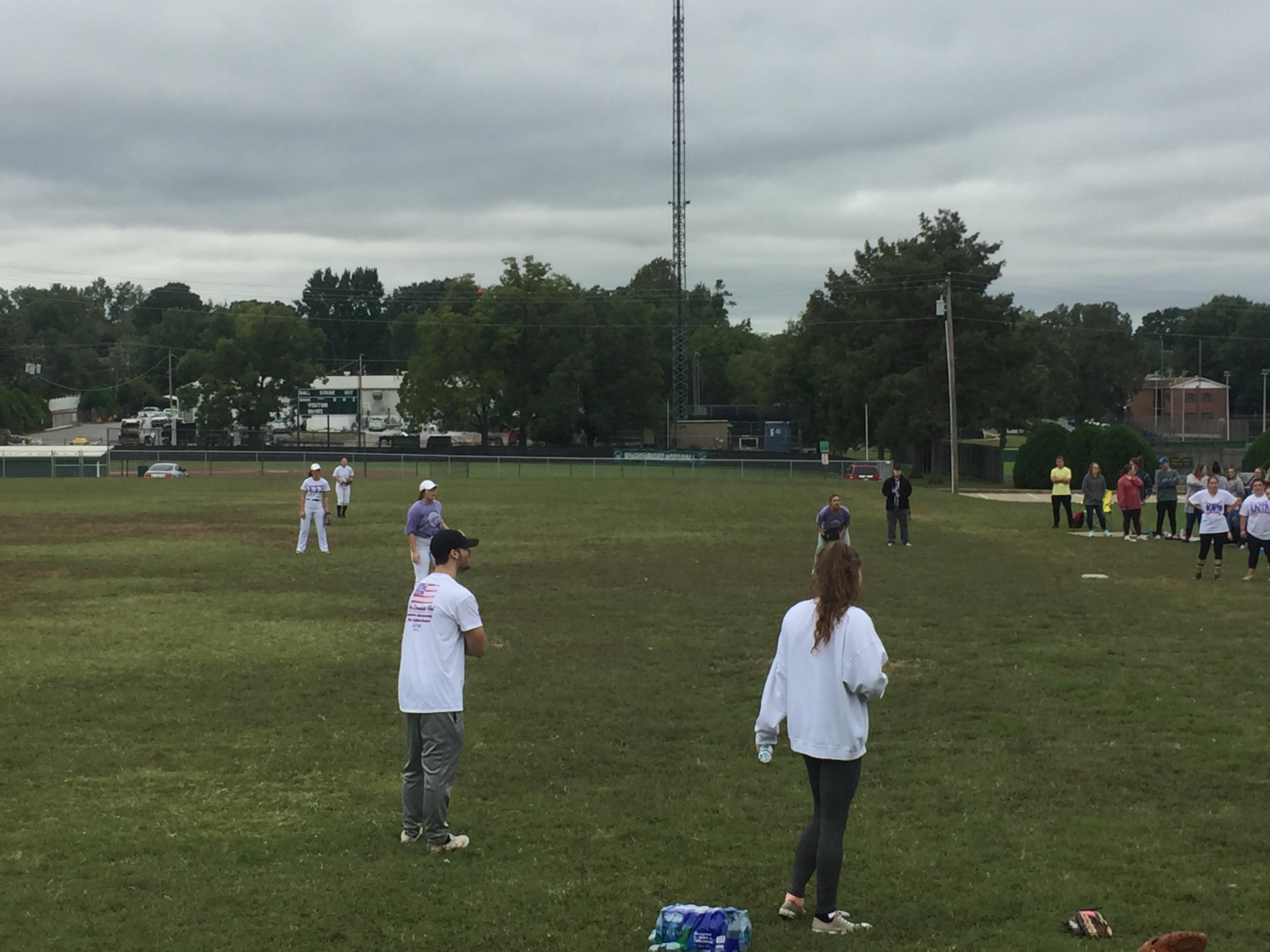 Phi Lamda Chi Softball Shootout