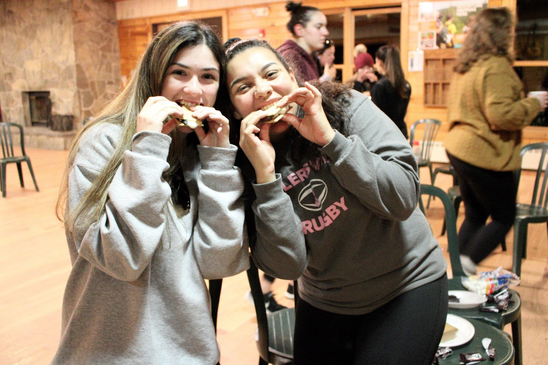 Sisterhood Retreat - Fall 2018