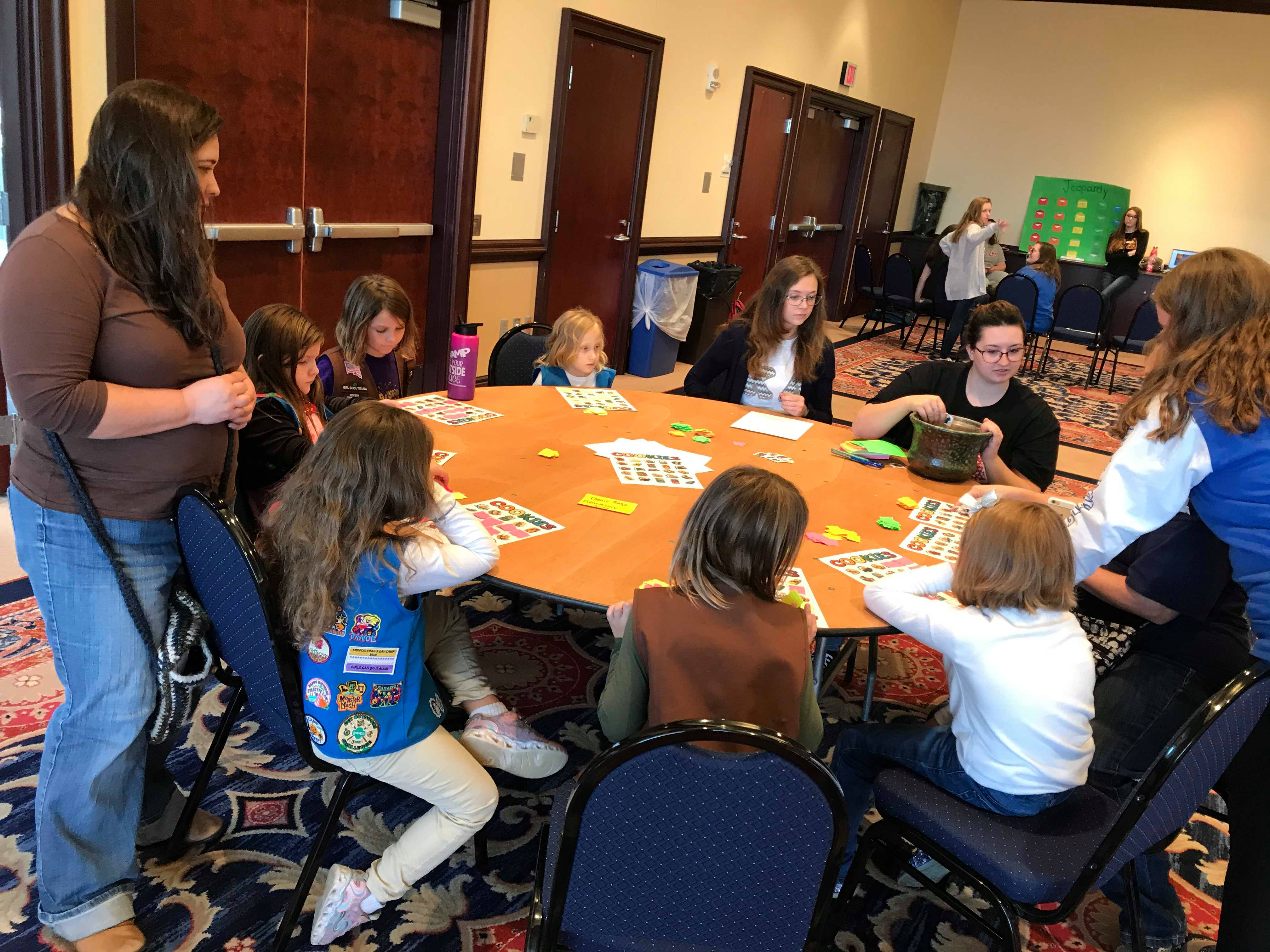 Fall 2019 Girl Scout Event