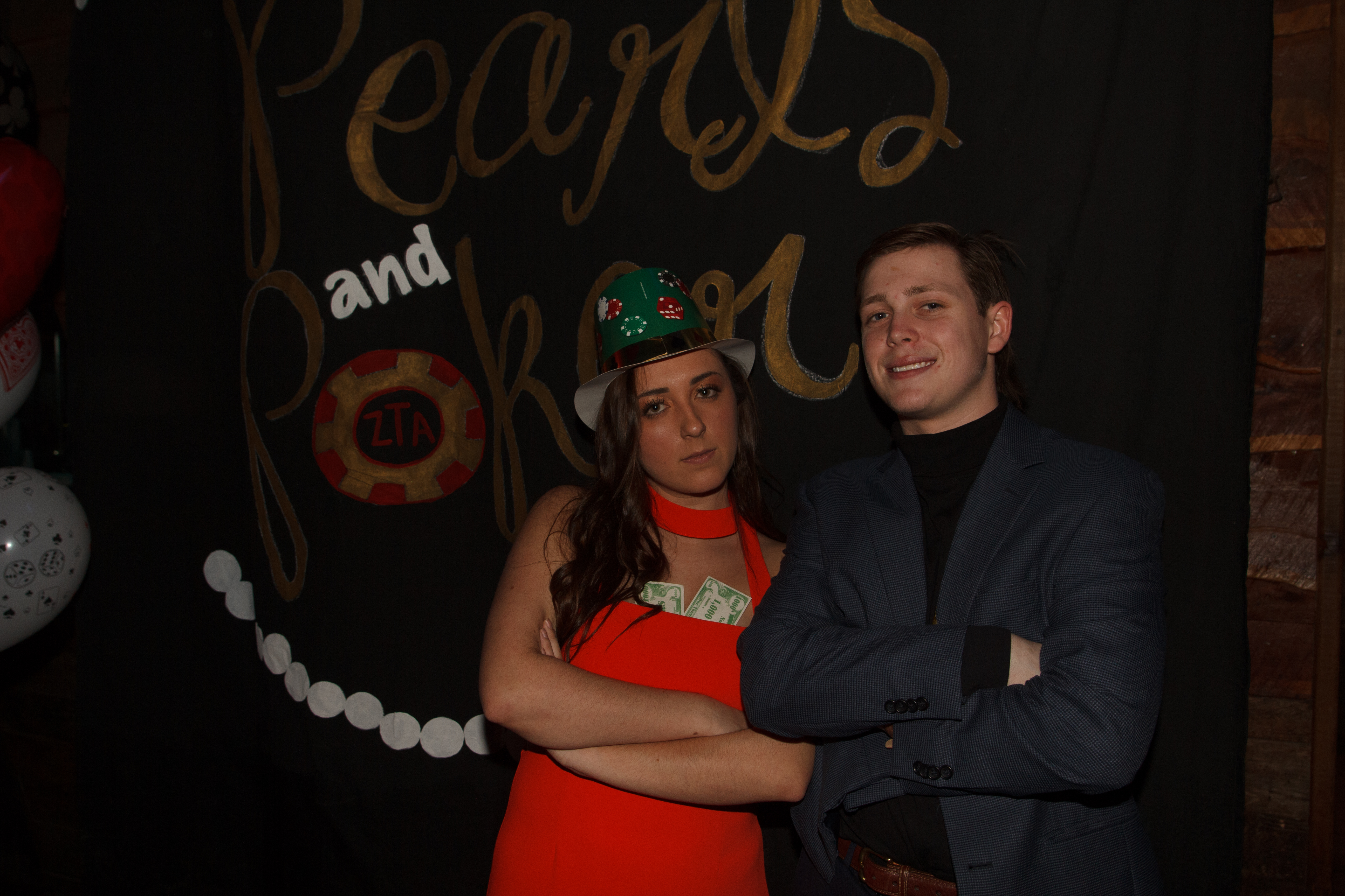 Pearls and Poker Date Party 2018