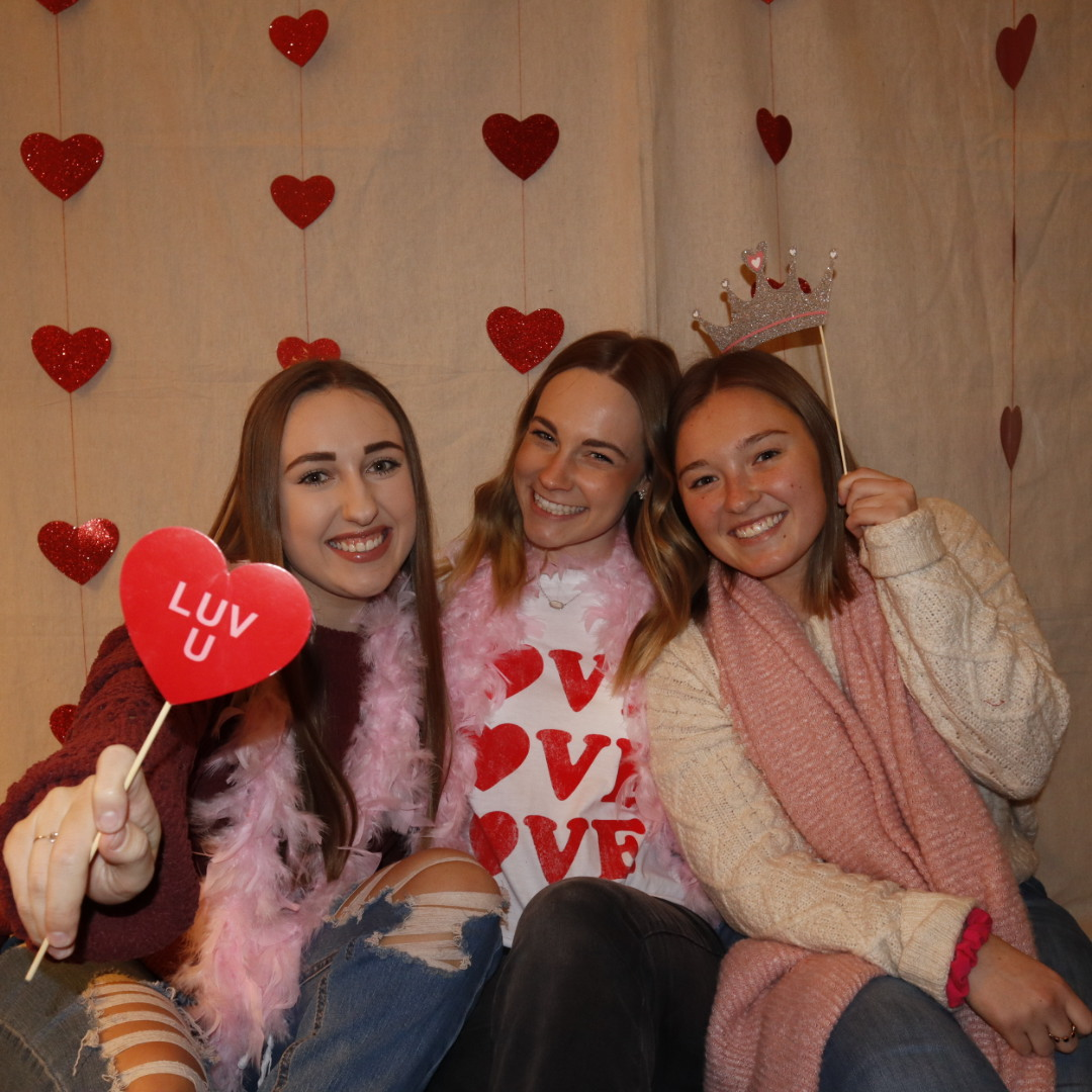 Valentines day sisterhood 2020