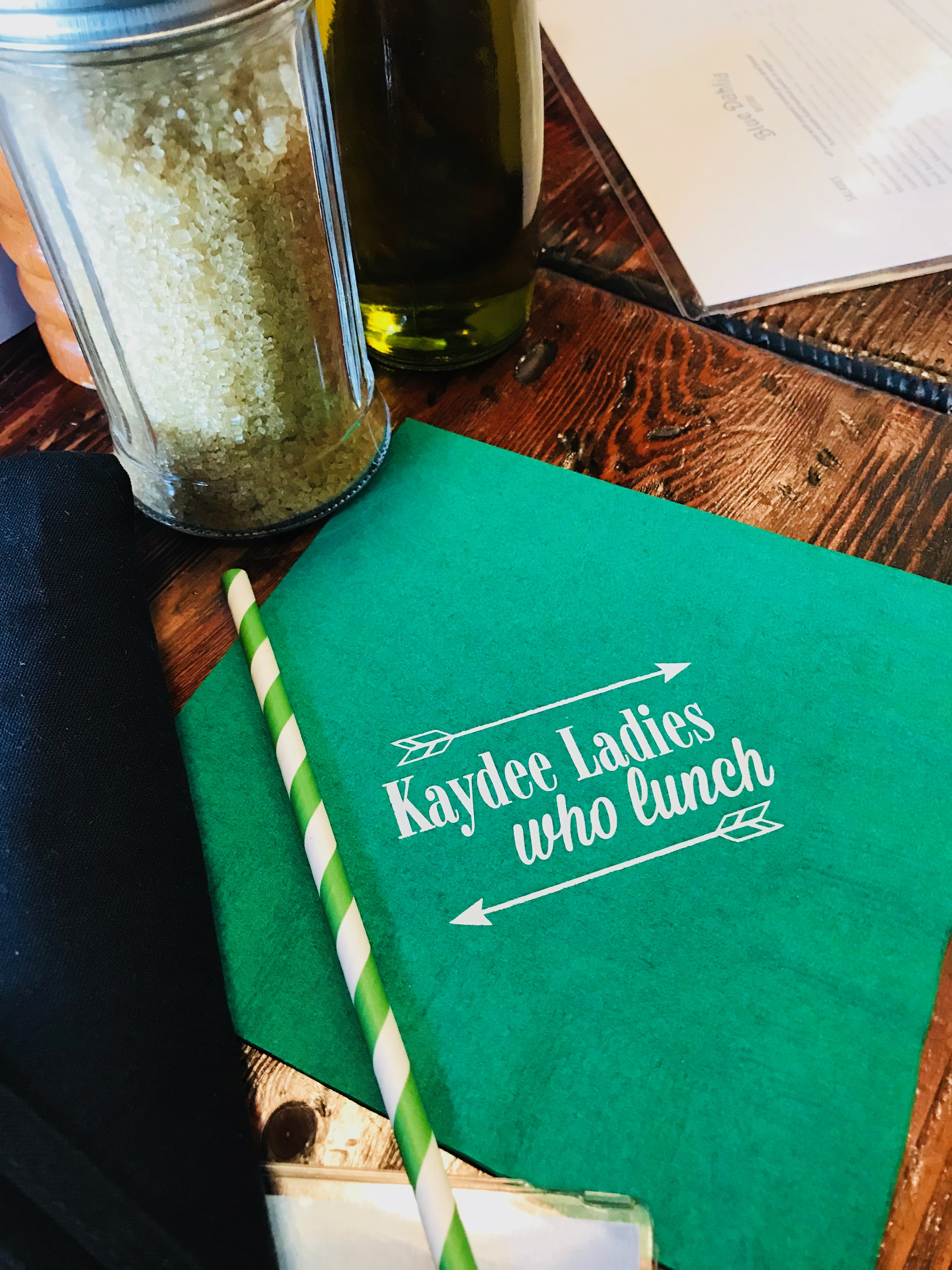 2018 August Kaydee Ladies Who Lunch