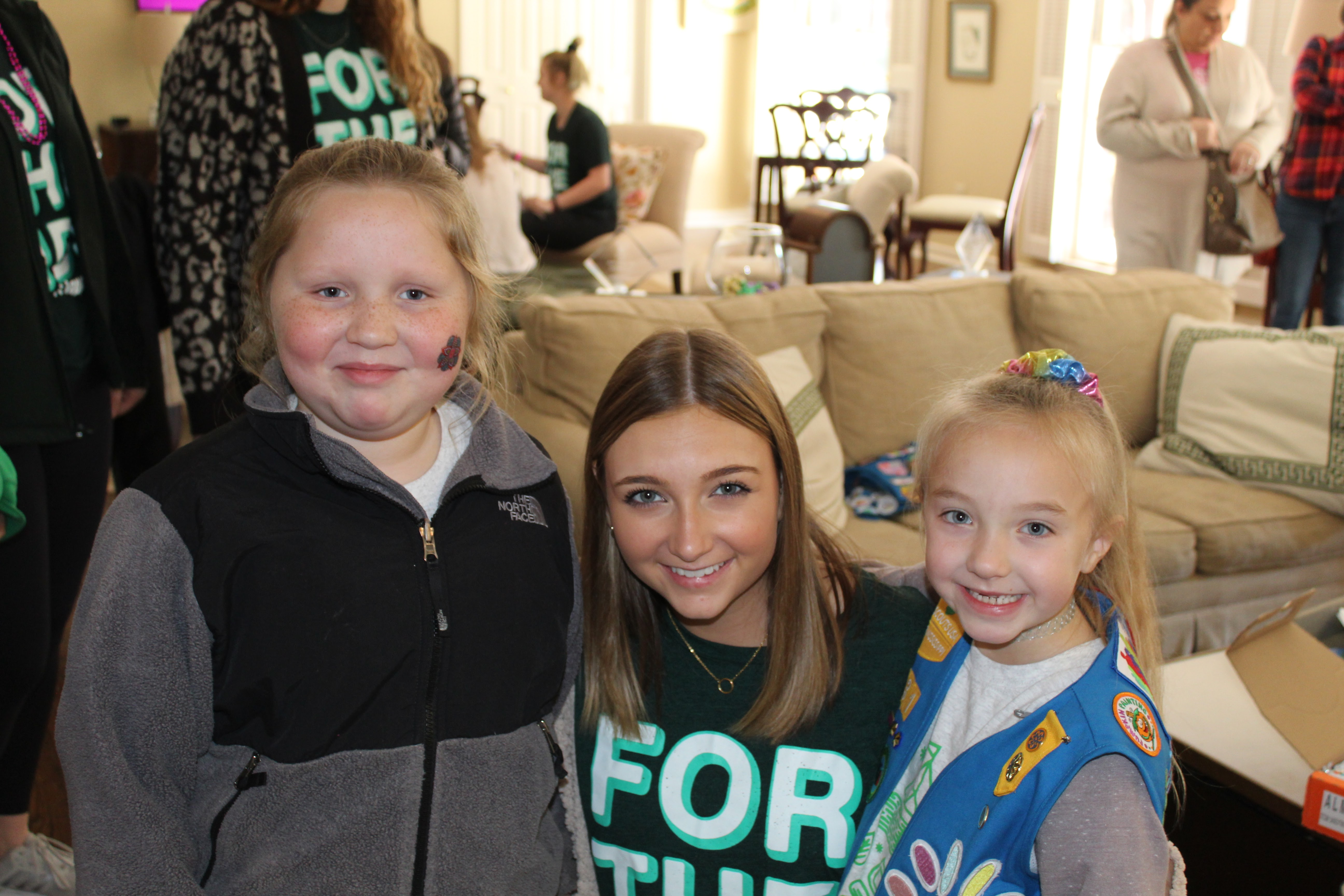 2020 Spring Girl Scout Event