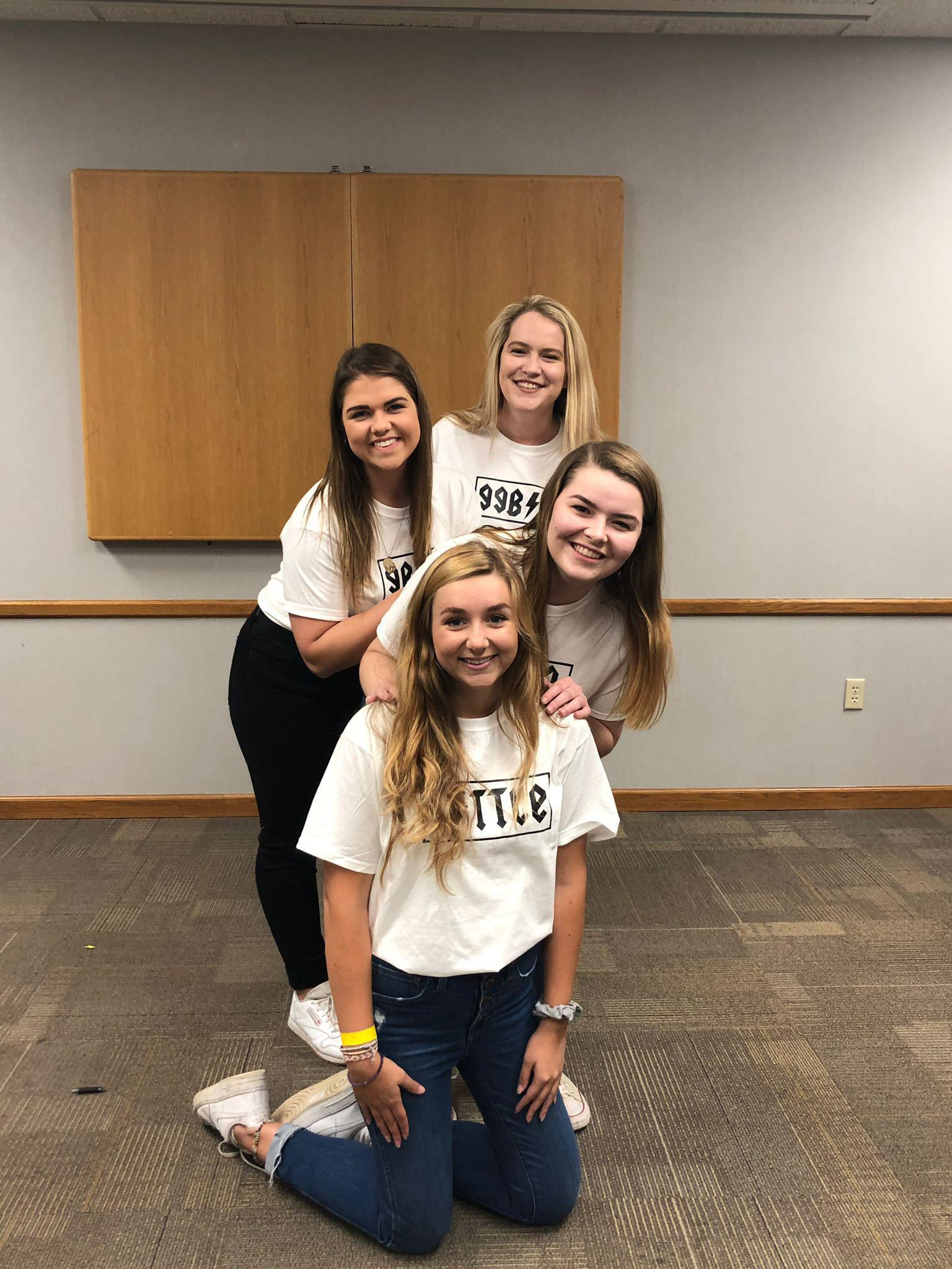 Big-Little Reveal Fall 2019