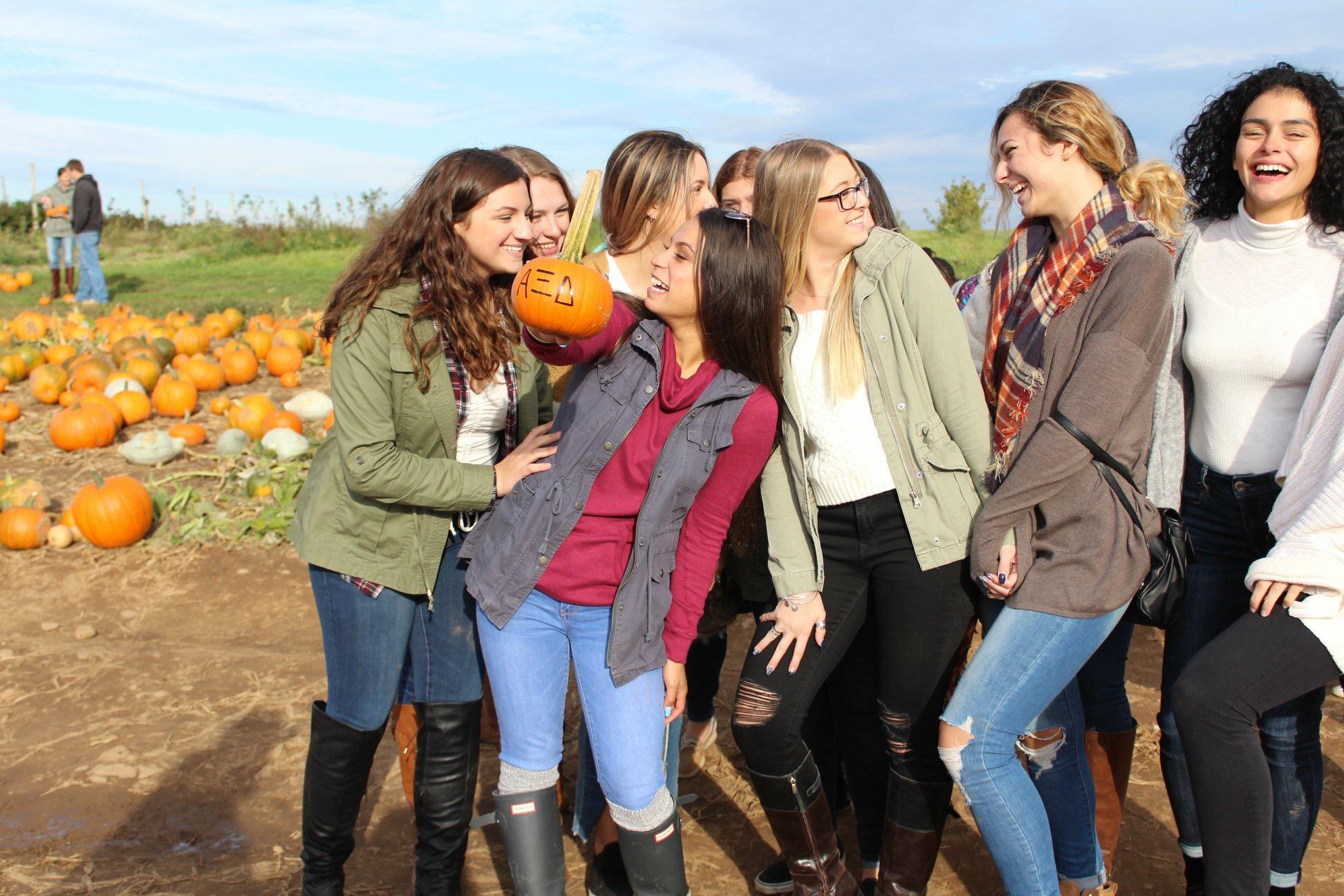 Lyman Orchards Sisterhood Event 2018