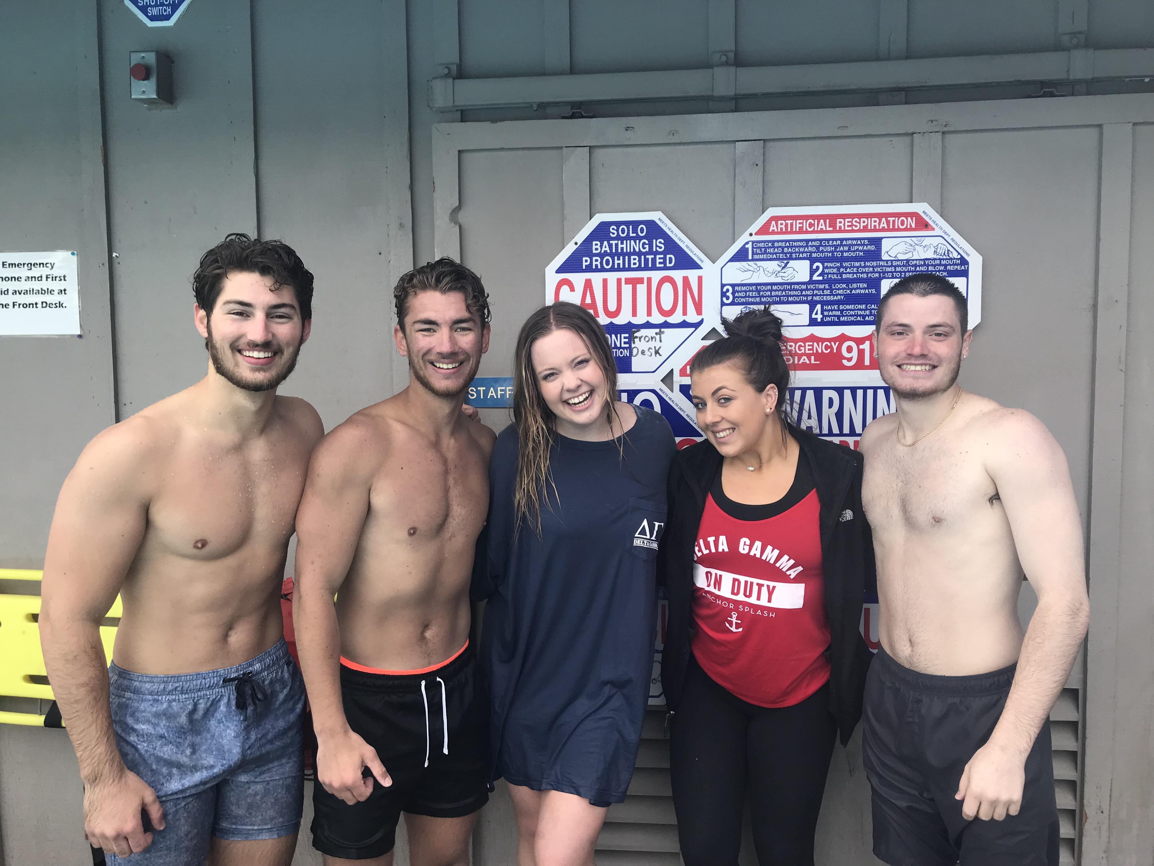 Anchor Splash Week 2019