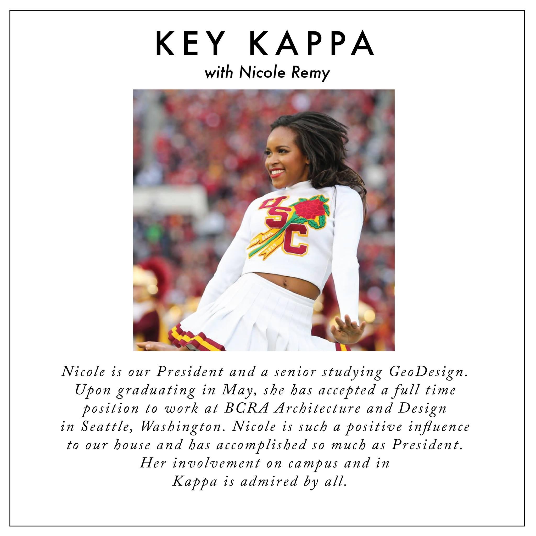 Key Kappas