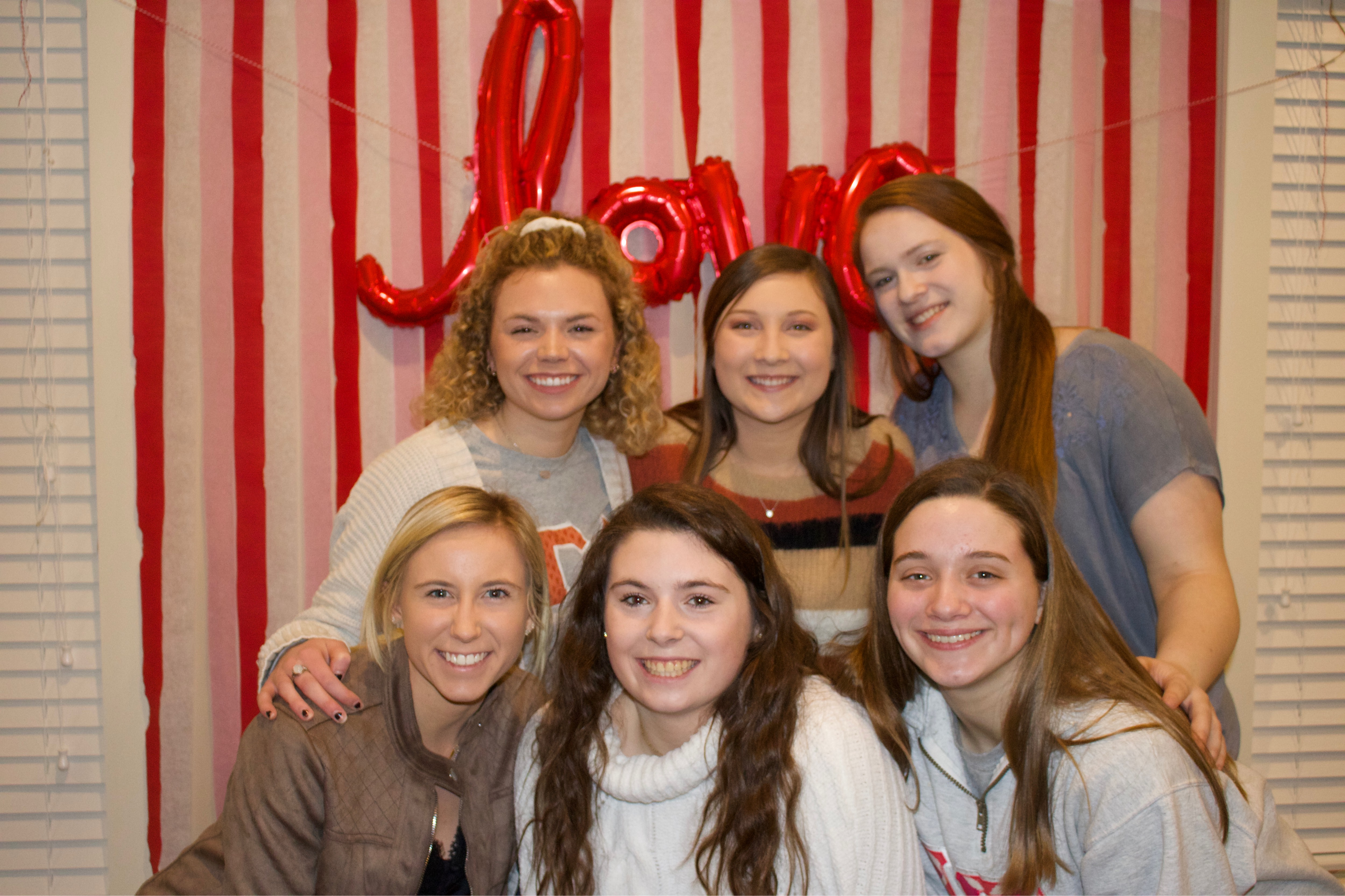 Sisterhood Events