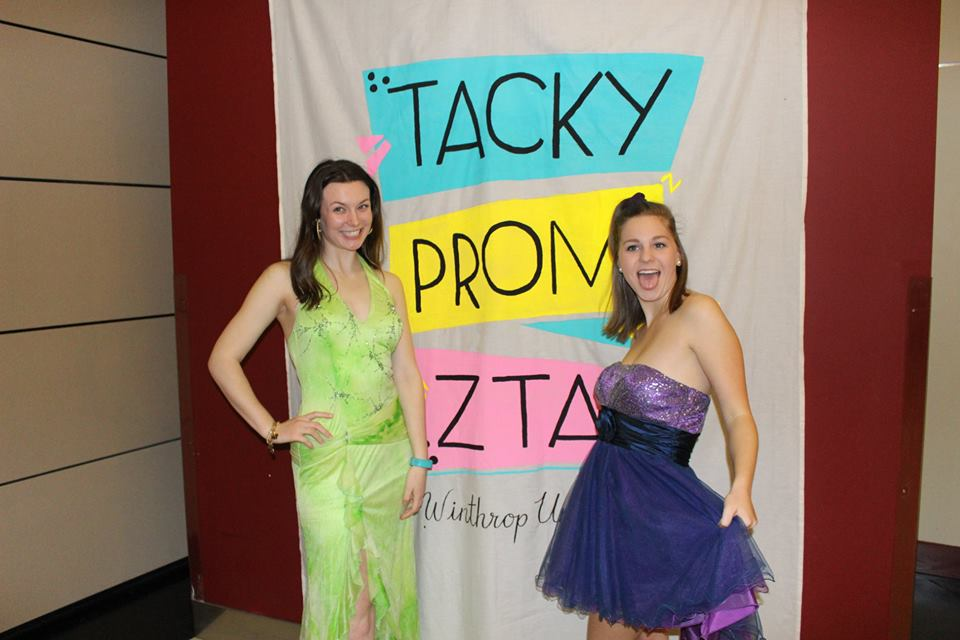 """Tacky Prom"" Date Day"