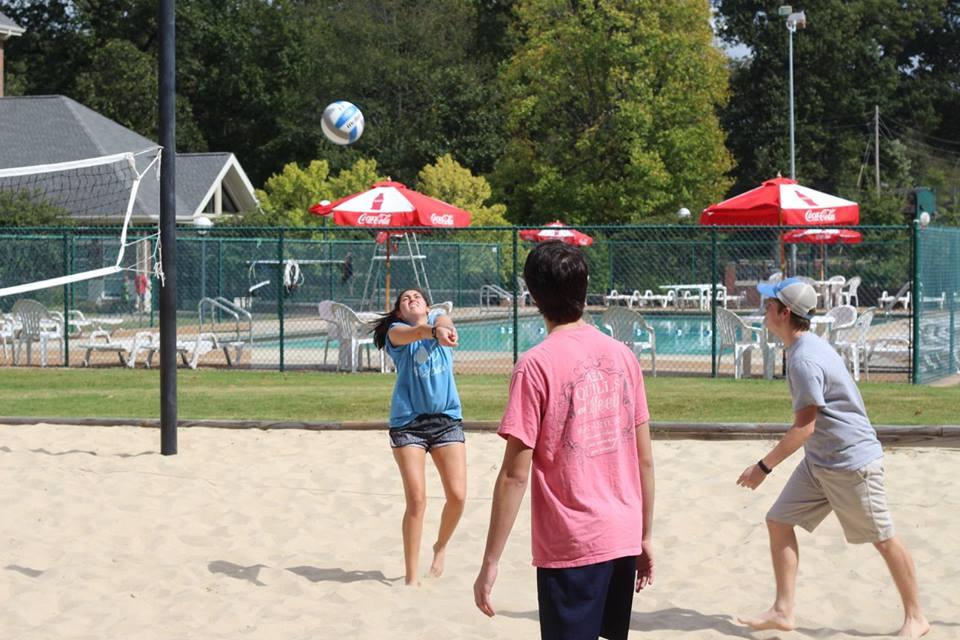 Volleyball Tournament 2017