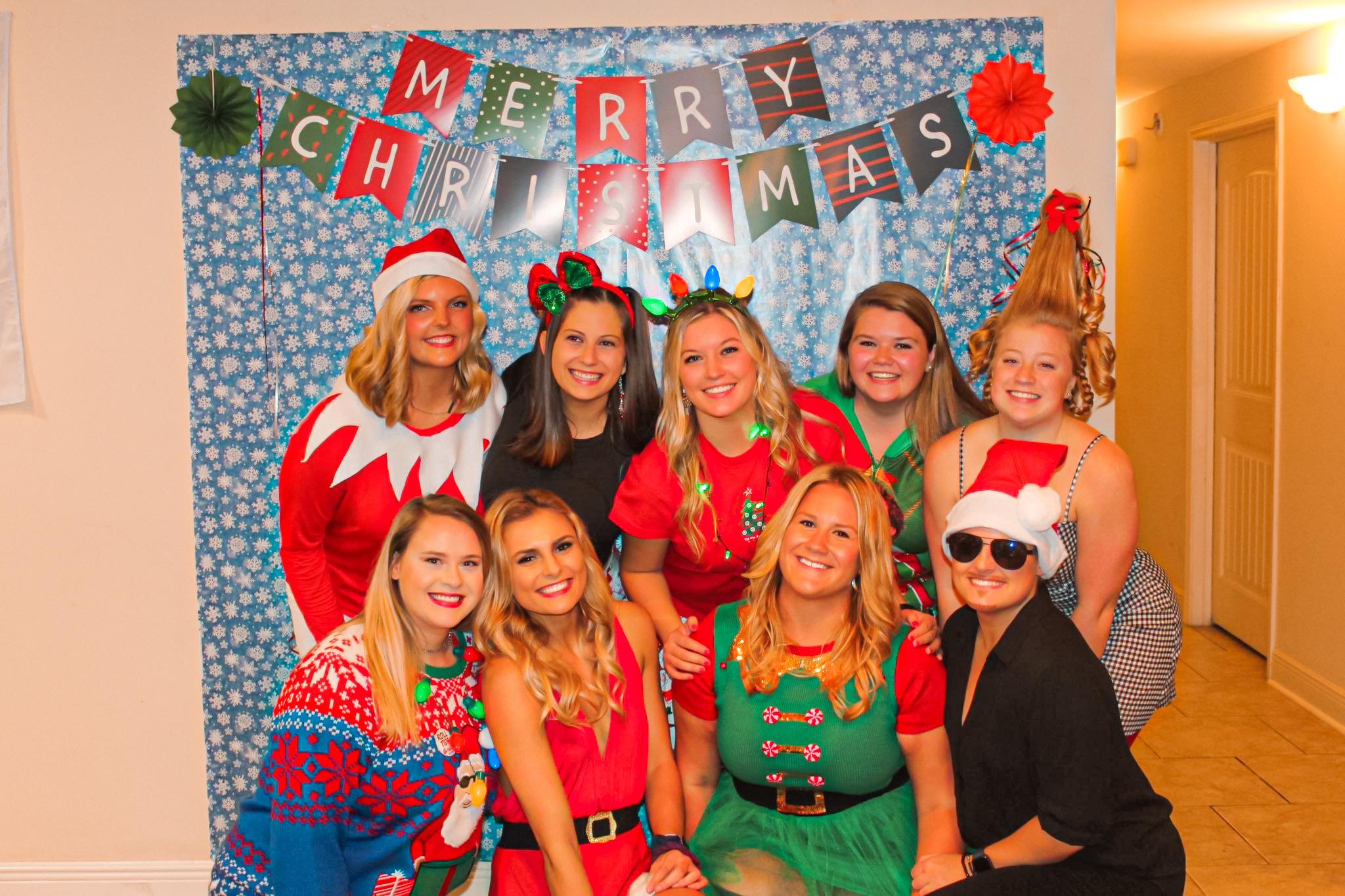 TACKY CHRISTMAS 2019