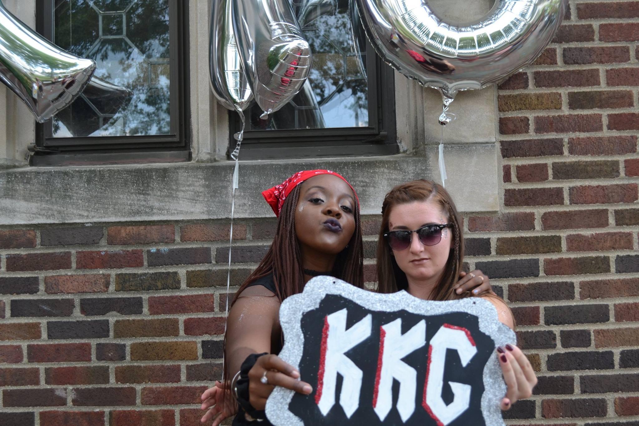 Kappa Kickoff 2017
