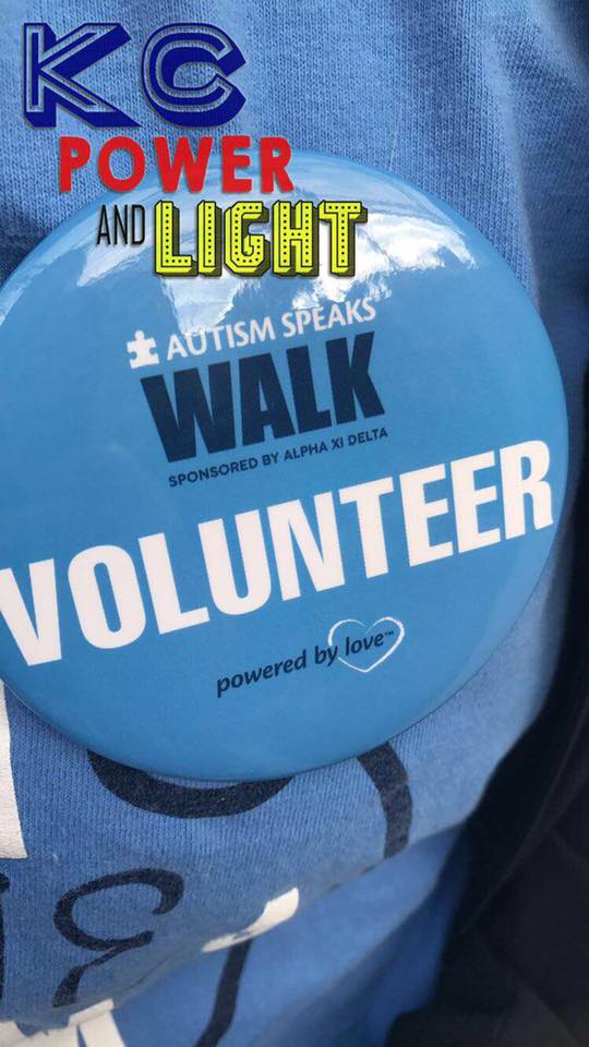 KC Autism Speaks Walk 2017