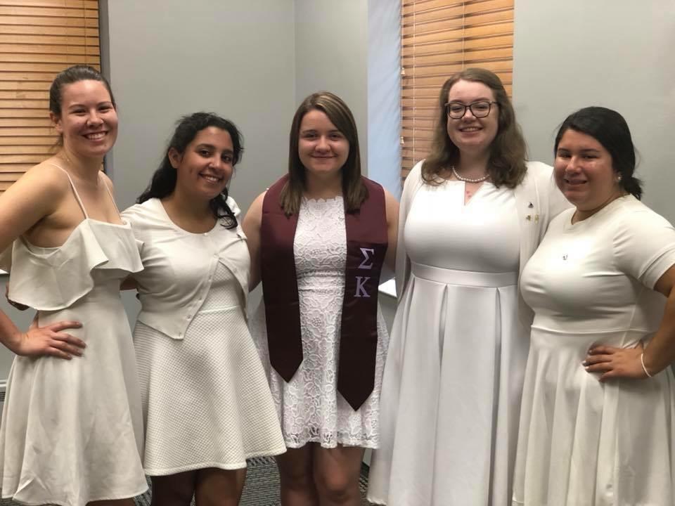 Sisterhood Spring 2018