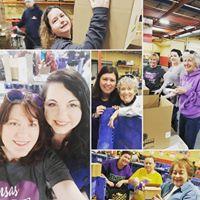 2019 - Volunteering at Harvesters