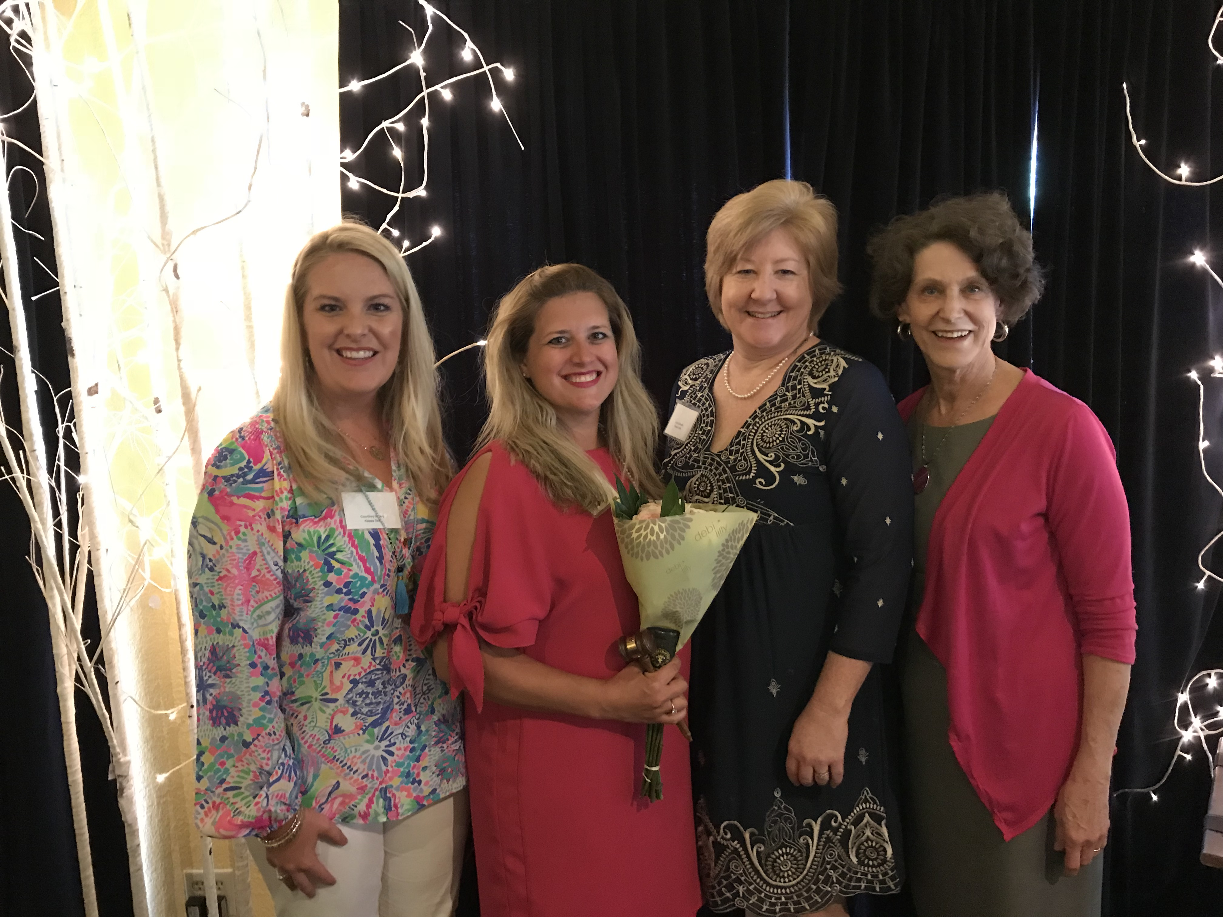 2018 Austin Alumnae Panhellenic Association Scholarship and Awards Luncheon