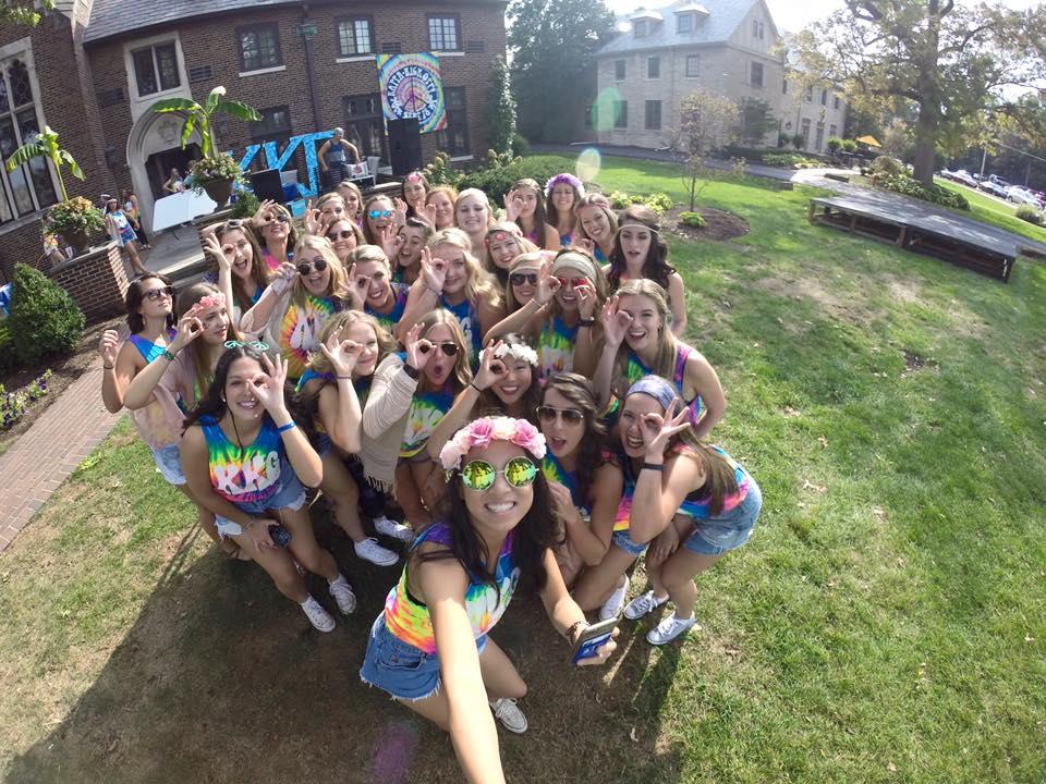 Kappa Kickoff 2015