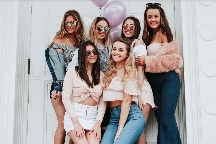 Sisterhood Events 2018