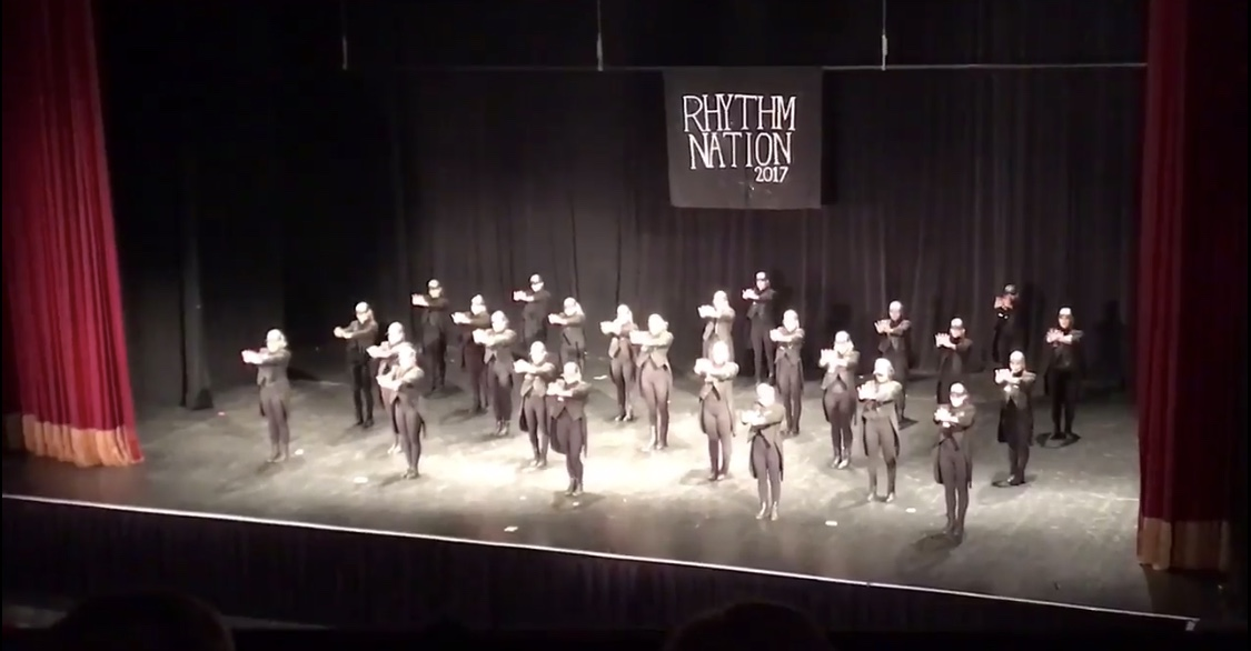 Step Show 2017 - 3rd Place