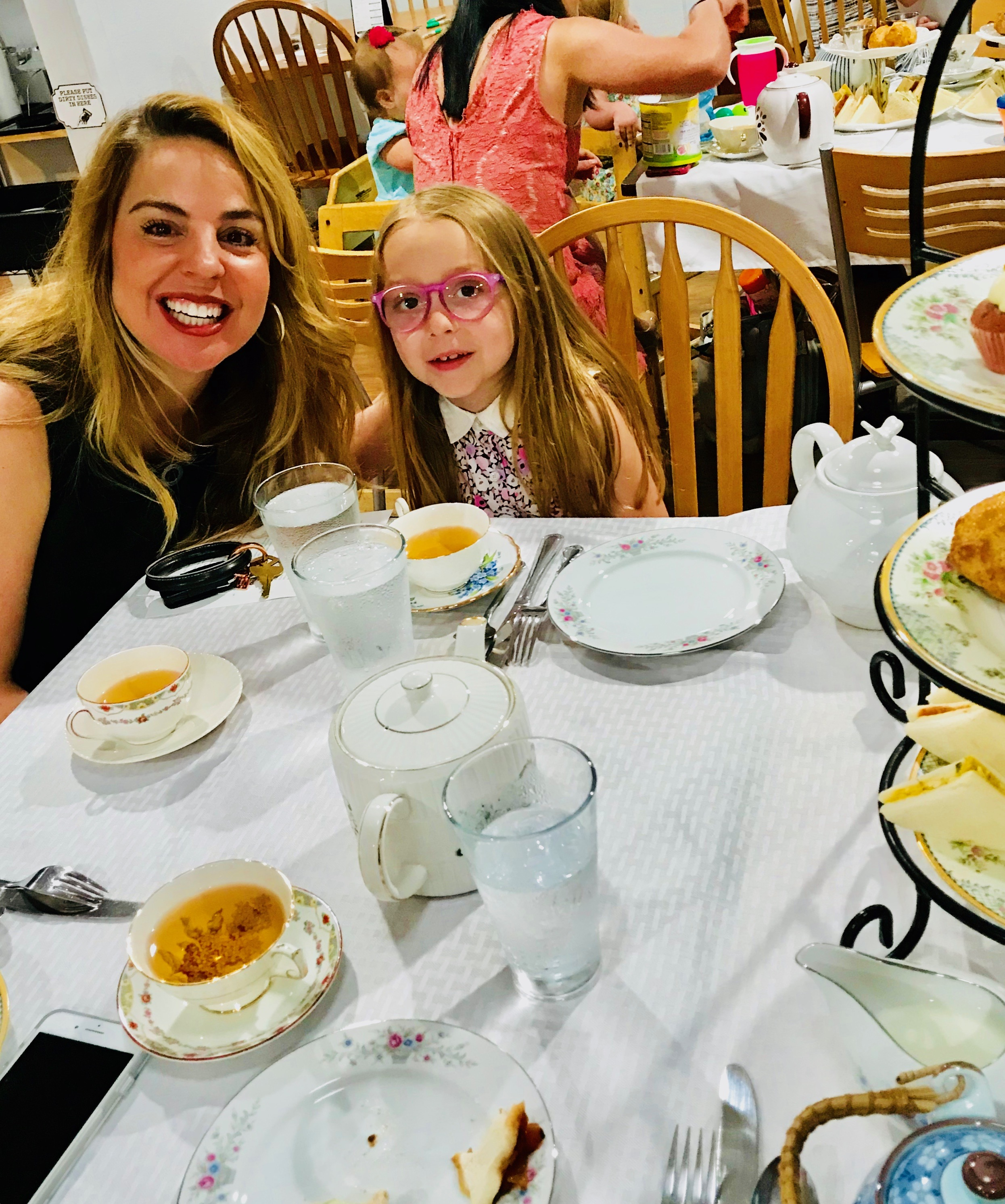 2018 Mother Daughter Tea