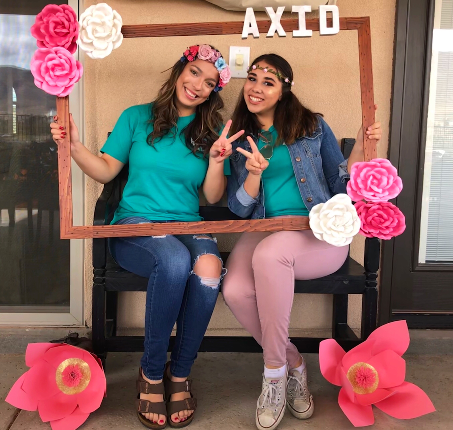 Let it Be Alpha Xi Bid Day Spring 18