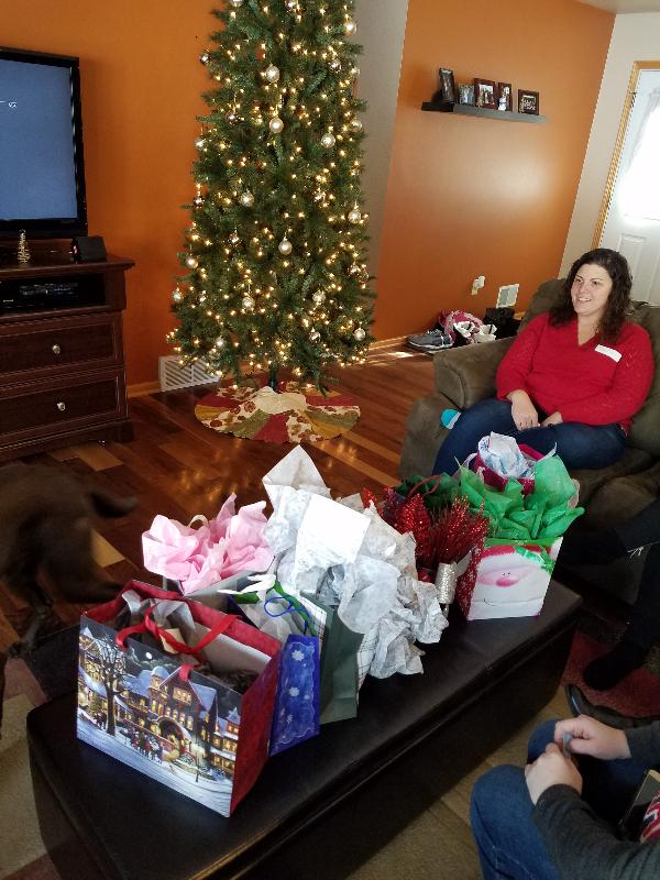 Holiday Brunch & Decor Exchange December 2017