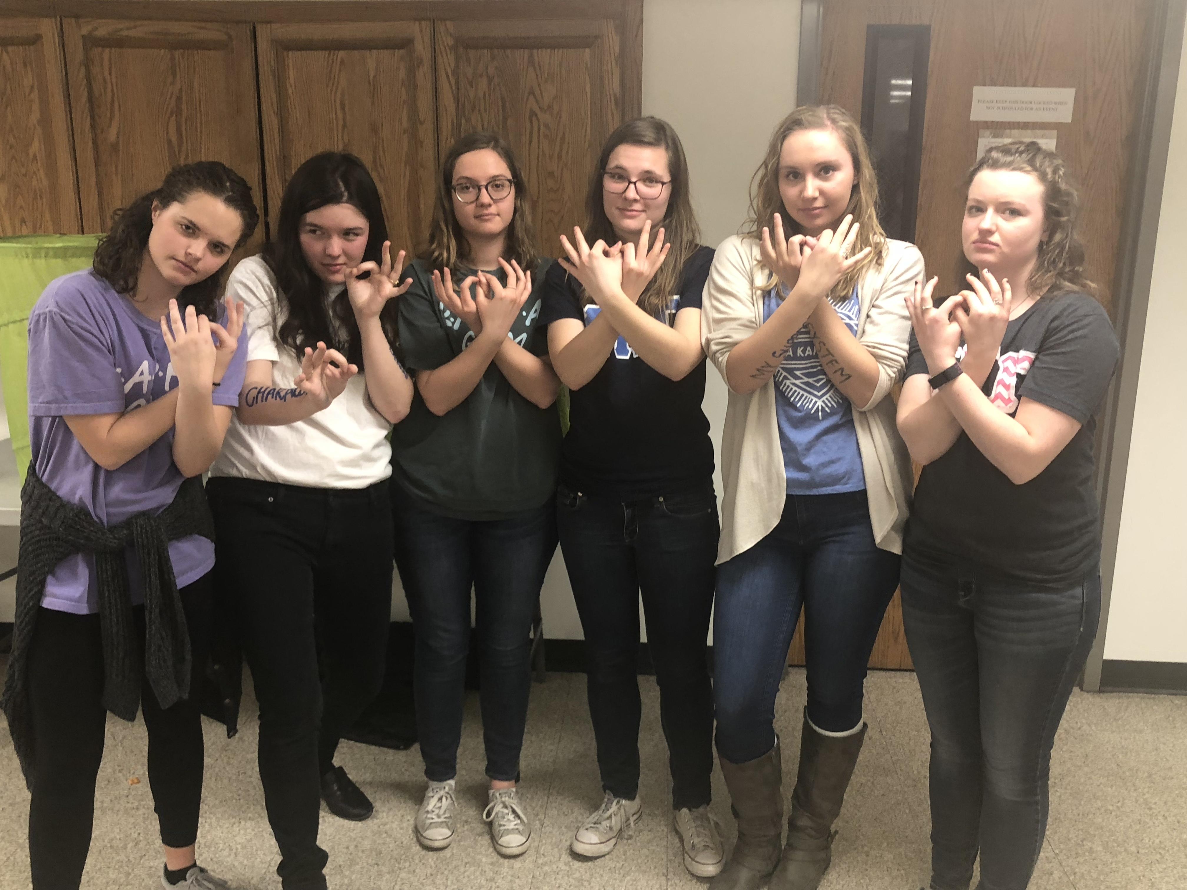 2018 Sisterhood Retreats