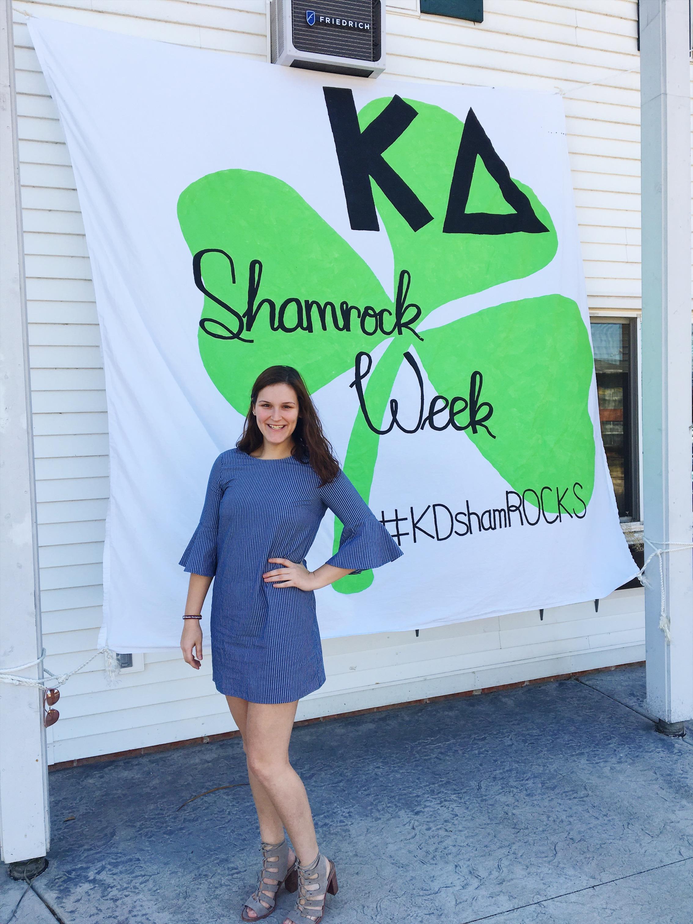Shamrock Week 2018