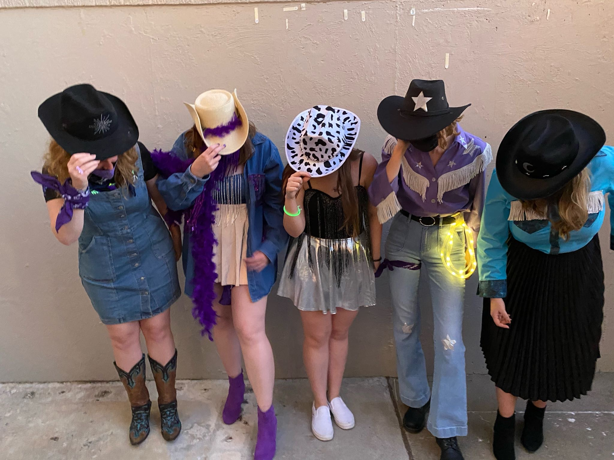 Space Cowgirl Date Party