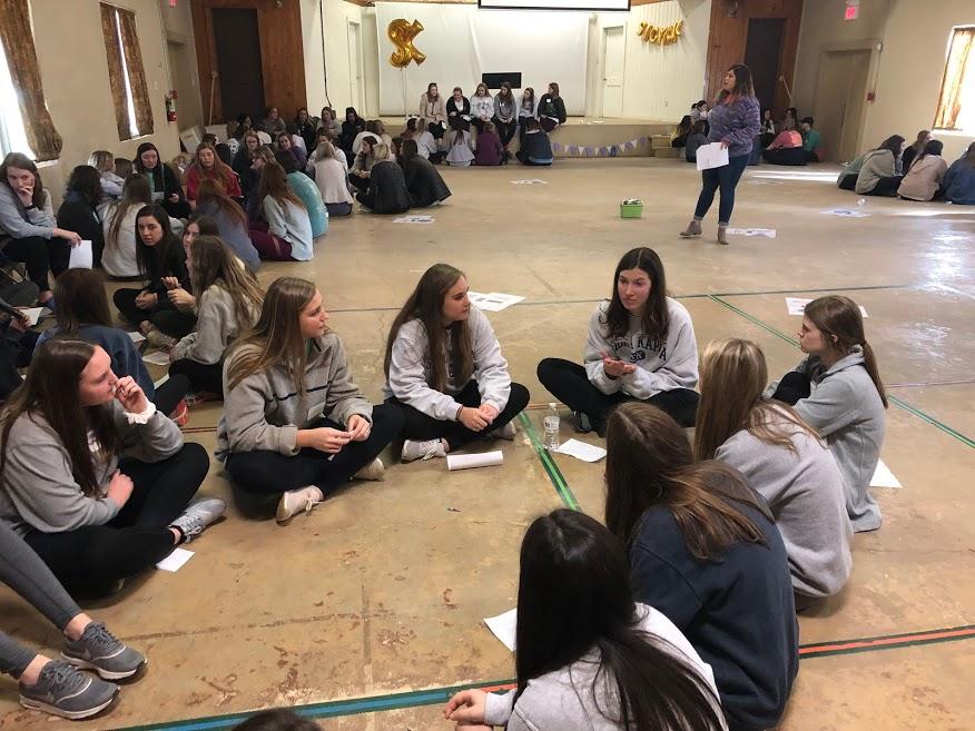 Sisterhood Retreat 2019