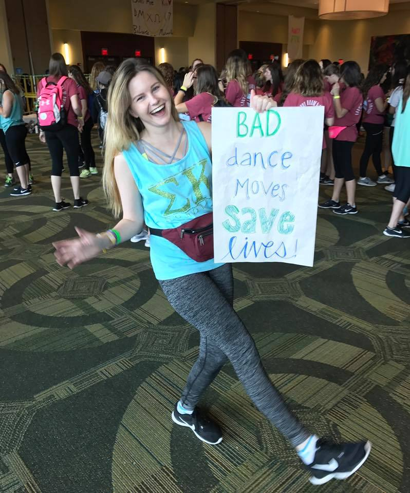 Bull 4 Kids Dance Marathon 2017