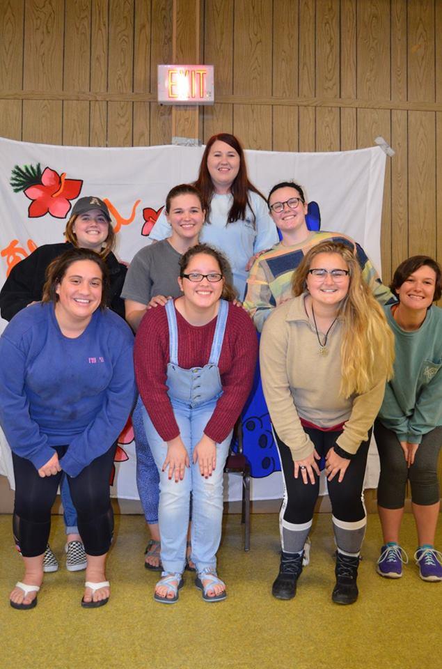 Sisterhood Retreat 2017
