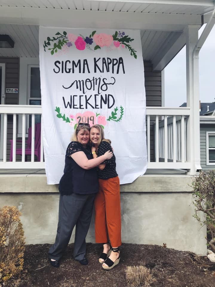 Mom's Weekend 2019