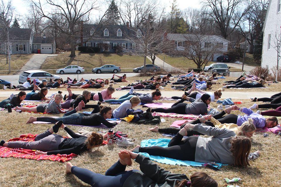 Yoga Sisterhood 2020