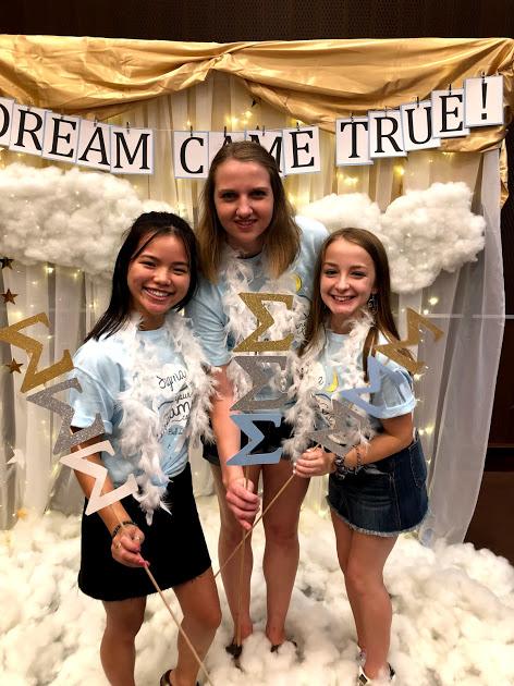 """My Dream Came True"" Bid Day Fall 2019"
