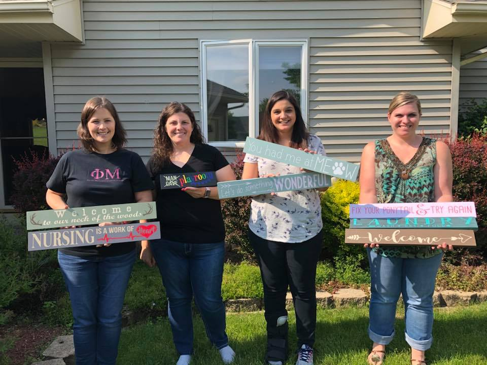 Painting Party June 2018