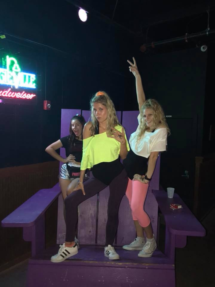CraXi 80's Date Party 2017