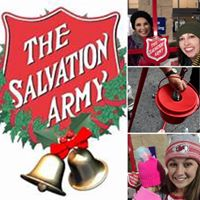 2018 - Ringing Bells for Salvation Army