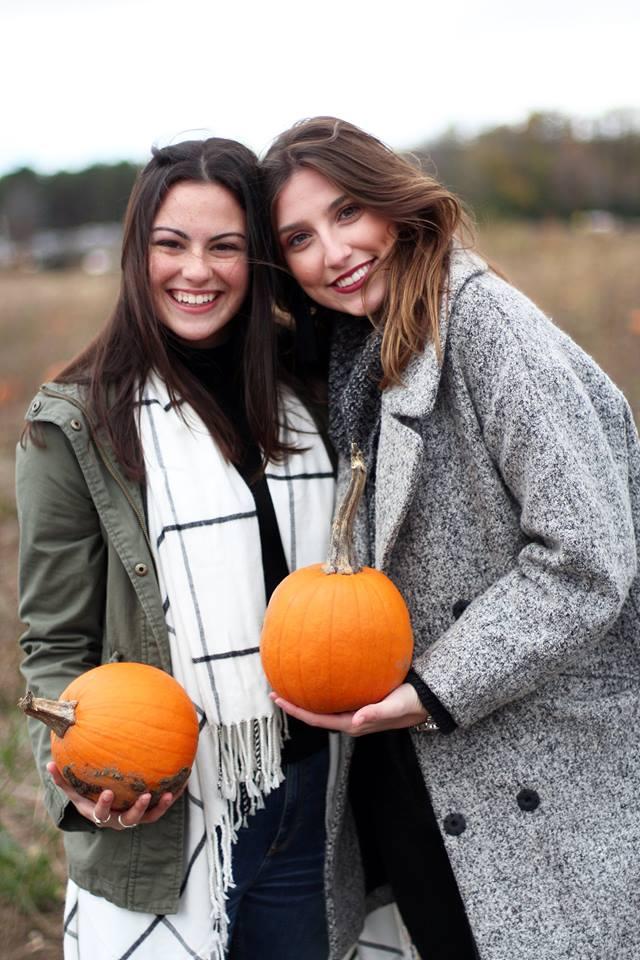 Pumpkin Patch Sisterhood