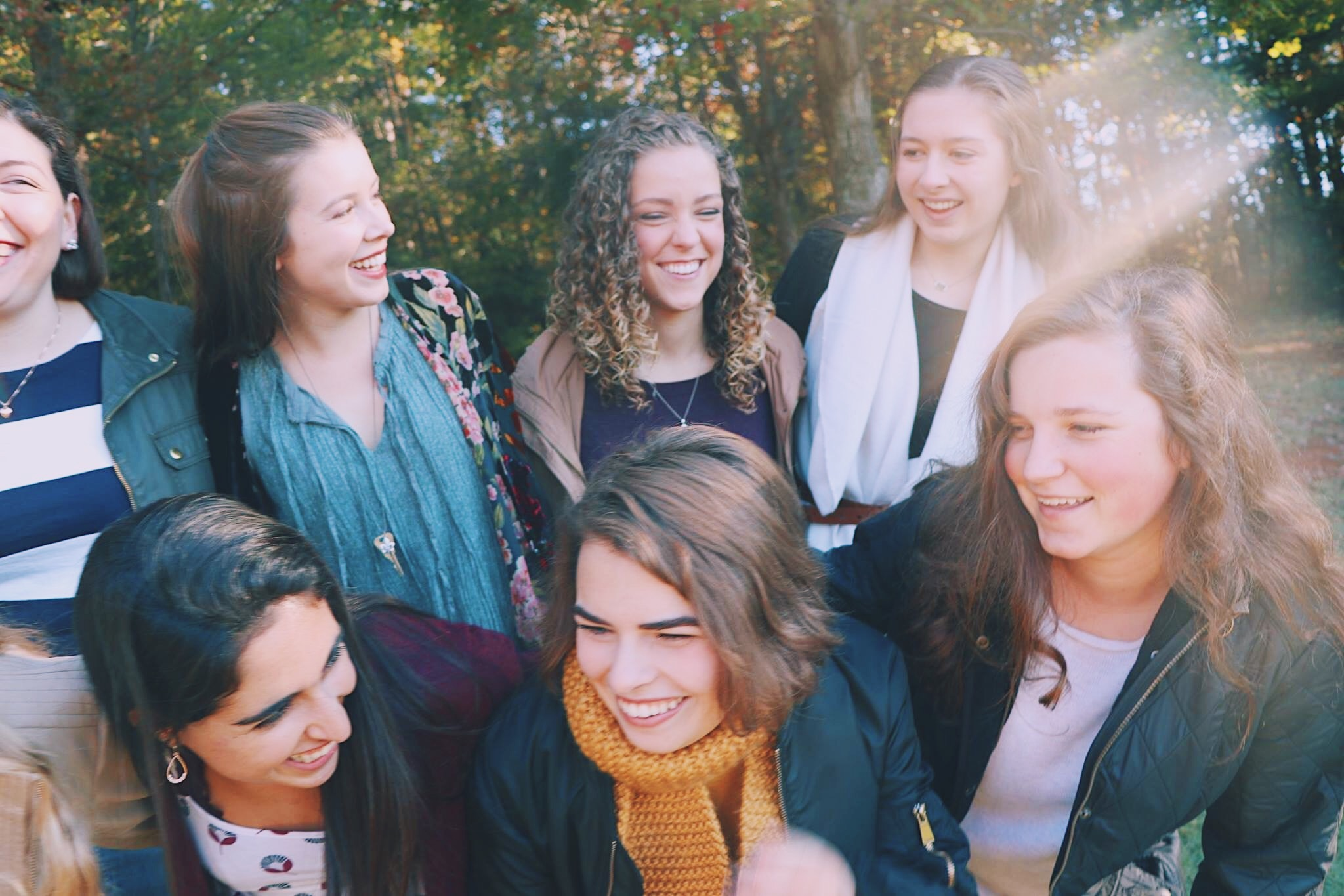 Sisterhood | Fall 2018