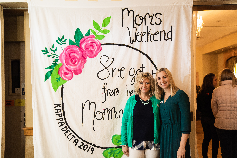 Moms Weekend 2019