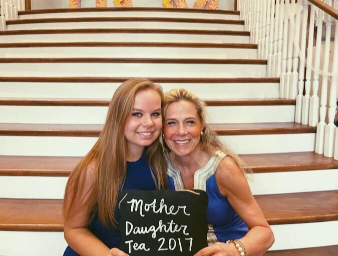 Mother Daughter Tea 2017