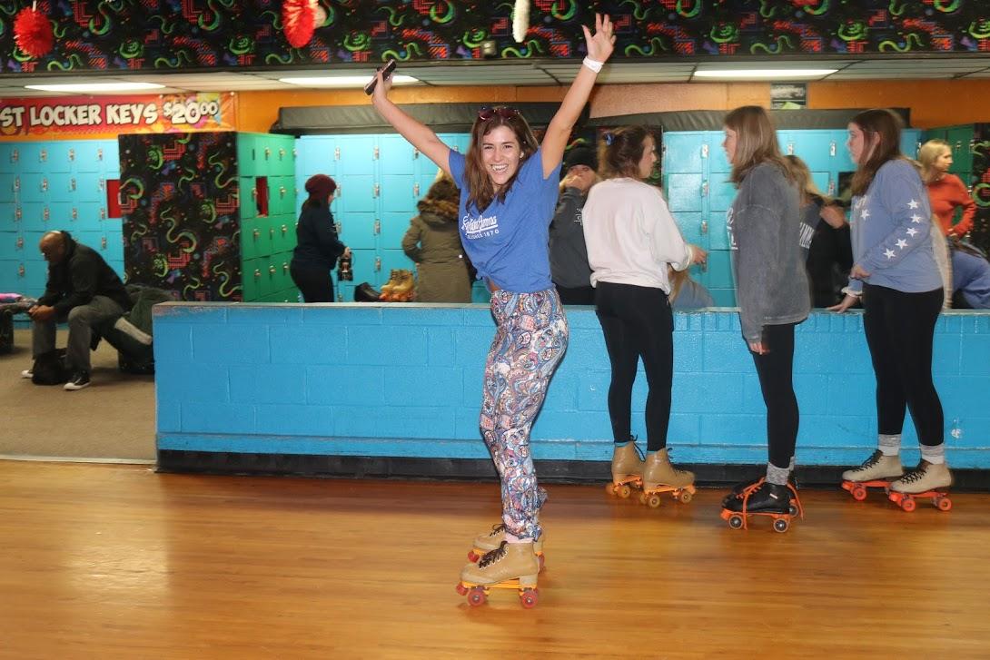 Sisterhood Skating Event 2019