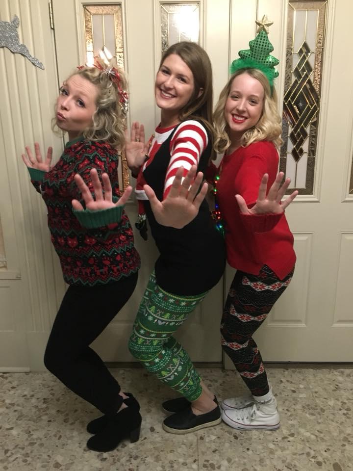 Tacky Christmas 2017