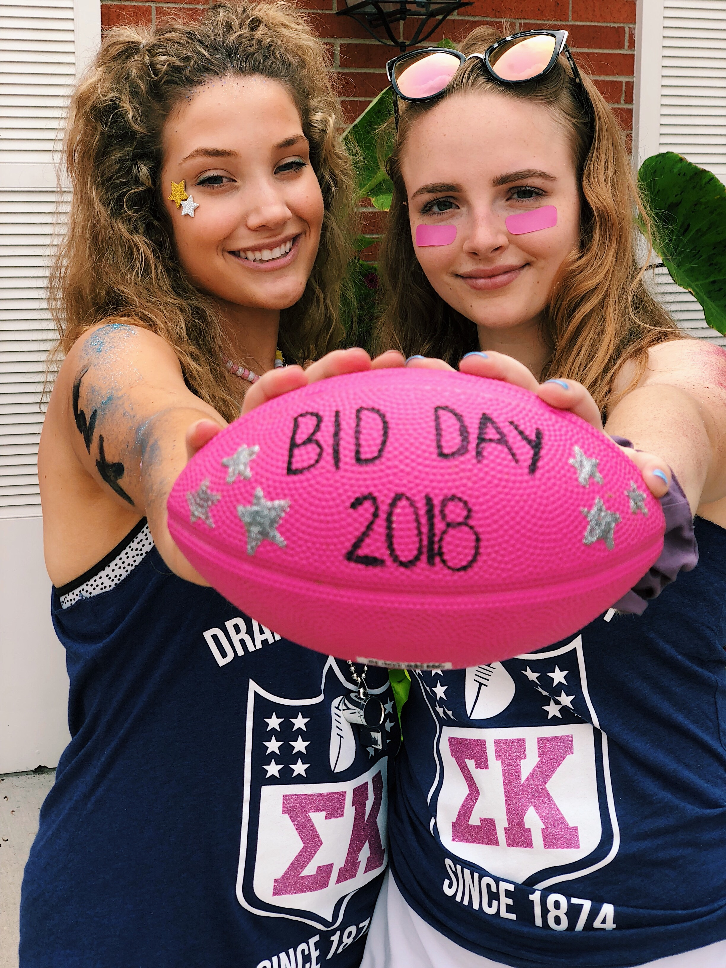 Bid Day Fall 2018