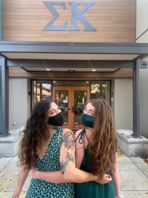 Sisterhood During the Pandemic 2020