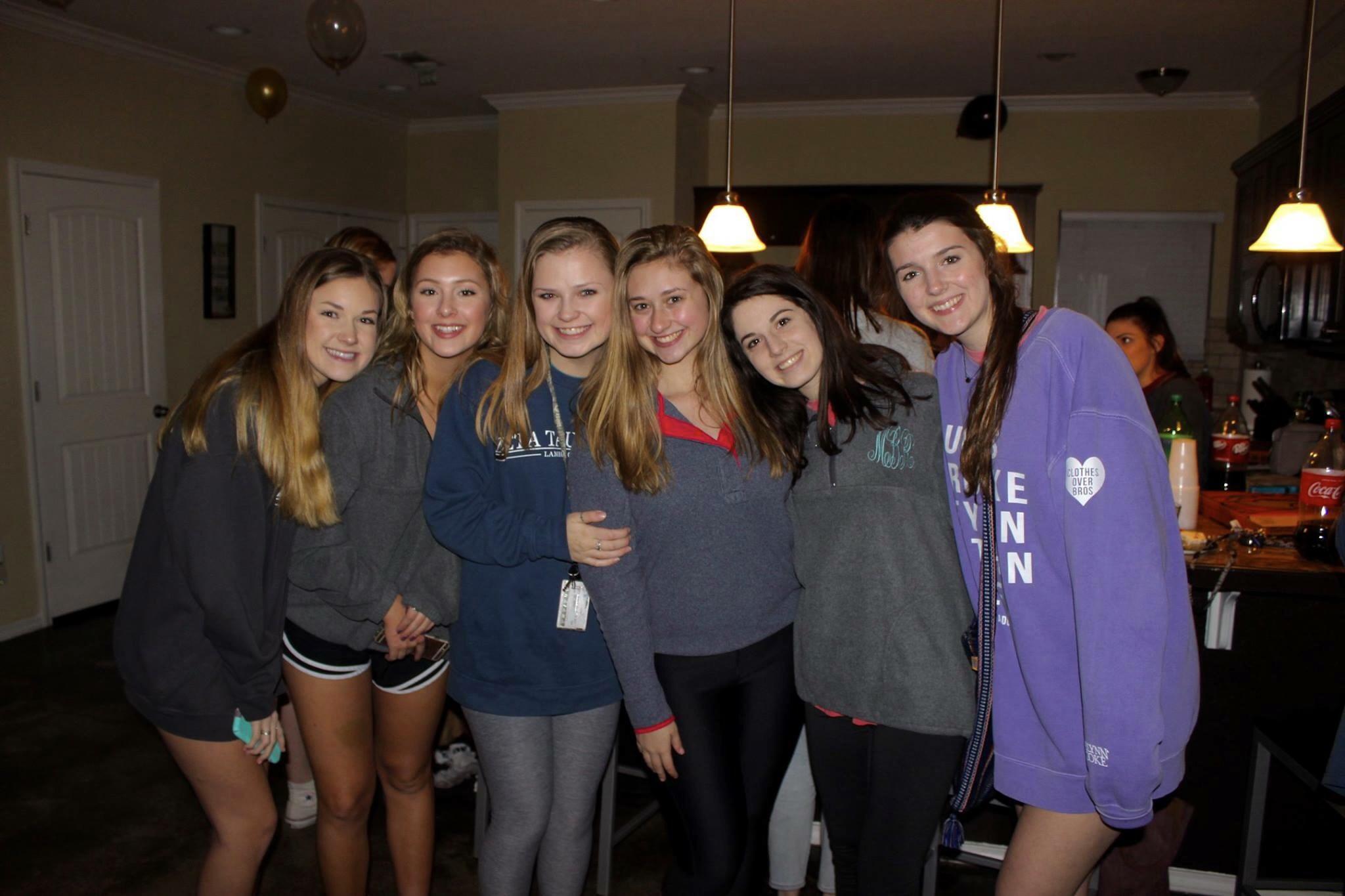 Sisterhoods