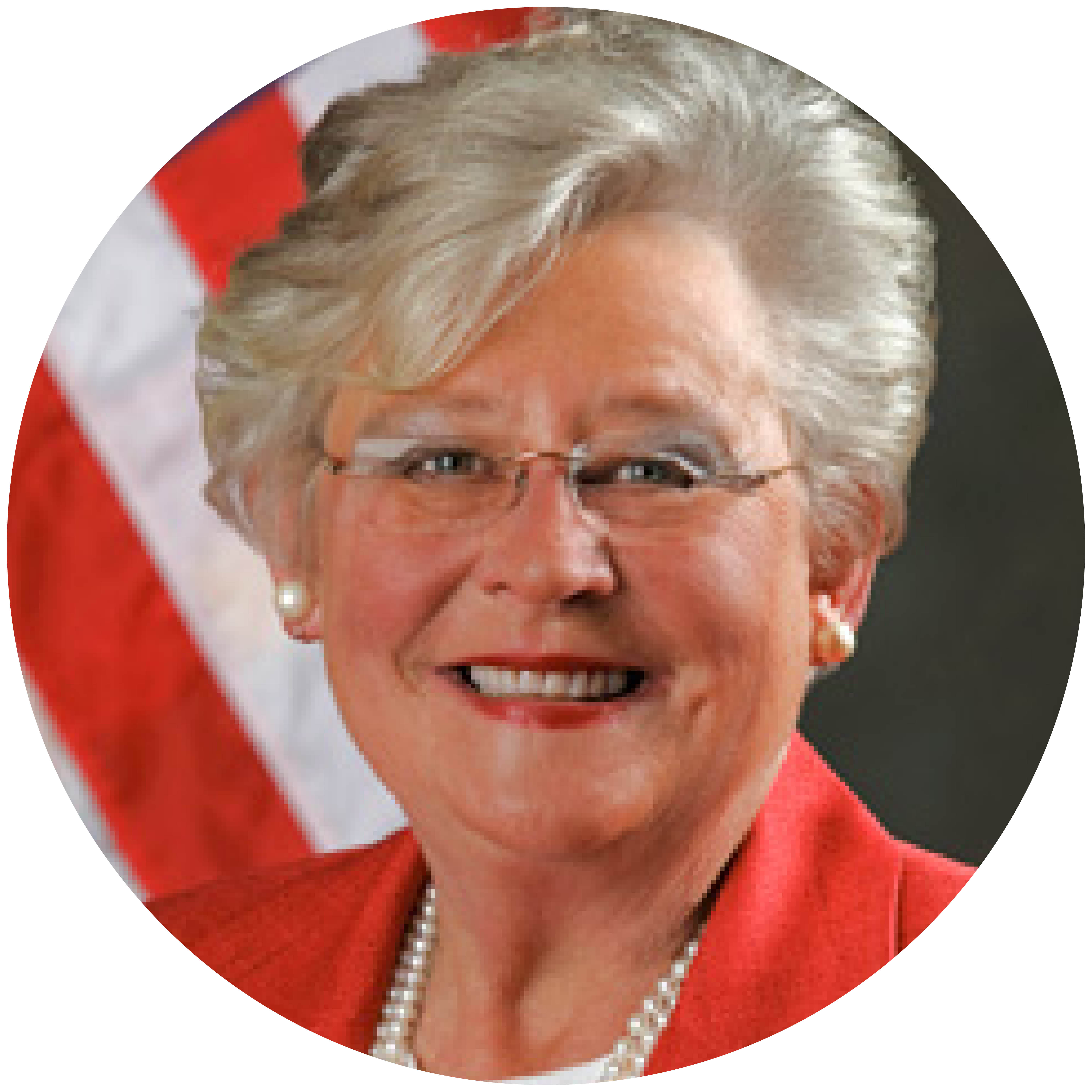 officer Kay Ivey